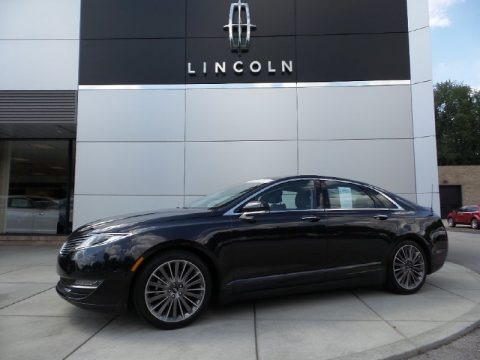 Tuxedo Black 2014 Lincoln MKZ Hybrid
