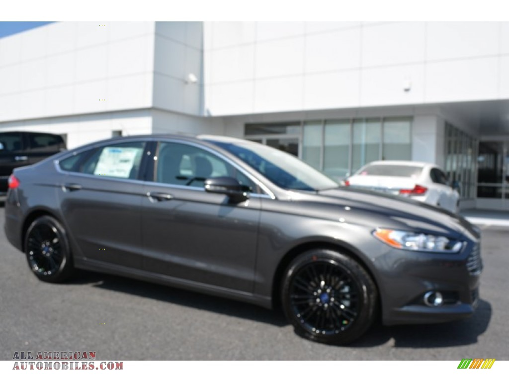Ron Lewis Jeep >> 2016 Ford Fusion SE in Magnetic Metallic - 139490 | All American Automobiles - Buy American Cars ...