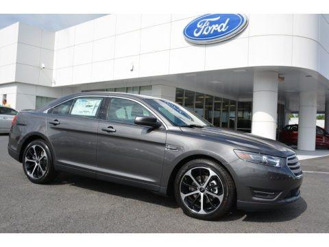 Magnetic Metallic 2015 Ford Taurus SEL