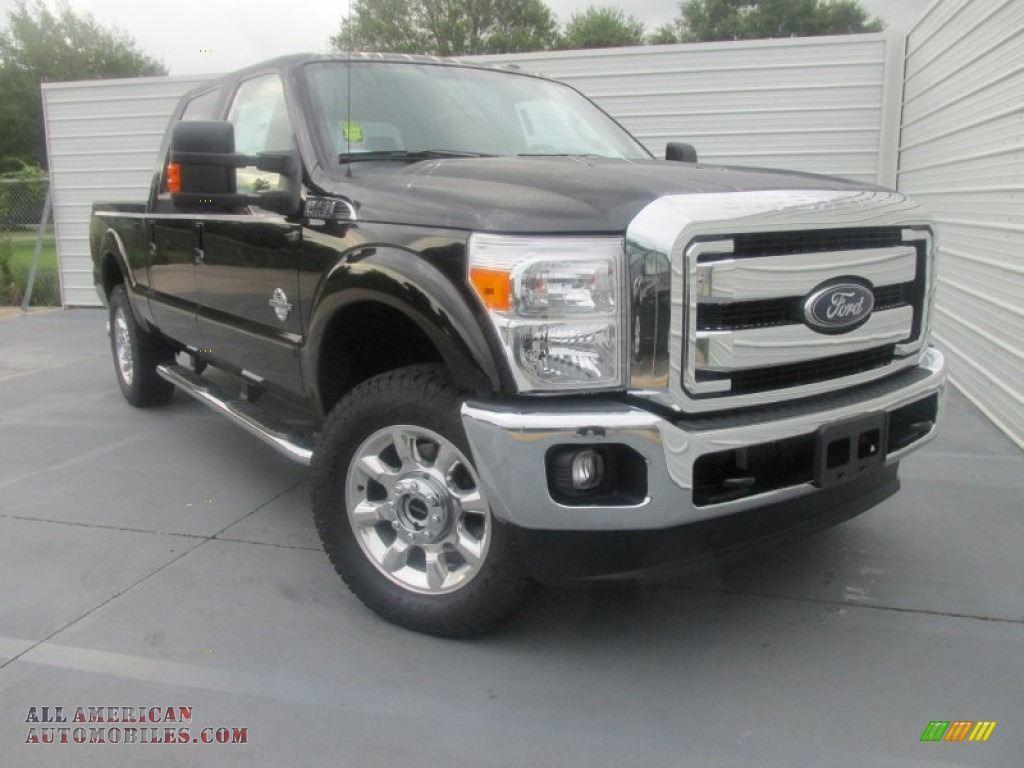 2016 ford f250 super duty lariat crew cab 4x4 in shadow black a37374 all american. Black Bedroom Furniture Sets. Home Design Ideas