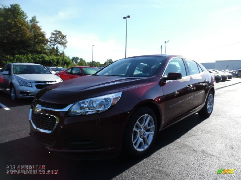 2016 chevrolet malibu limited lt in butte red metallic. Black Bedroom Furniture Sets. Home Design Ideas