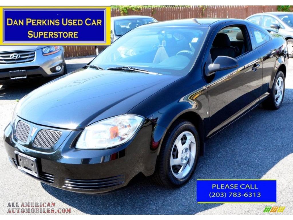 2008 Pontiac G5 In Black 187490 All American