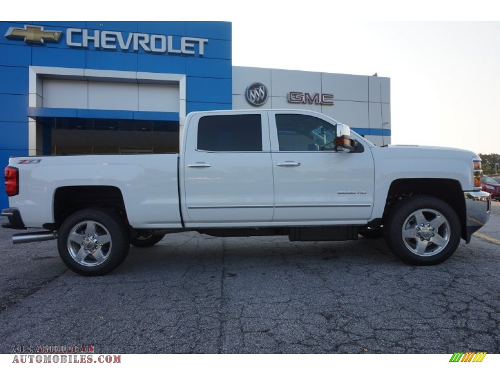 2015 chevrolet silverado 2500hd ltz crew cab 4x4 in summit white photo 8 619456 all. Black Bedroom Furniture Sets. Home Design Ideas