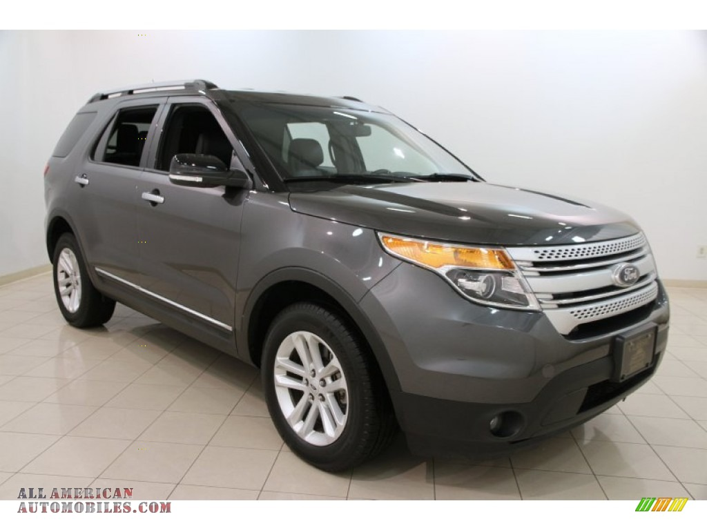 2015 ford explorer xlt 4wd in magnetic a52710 all american