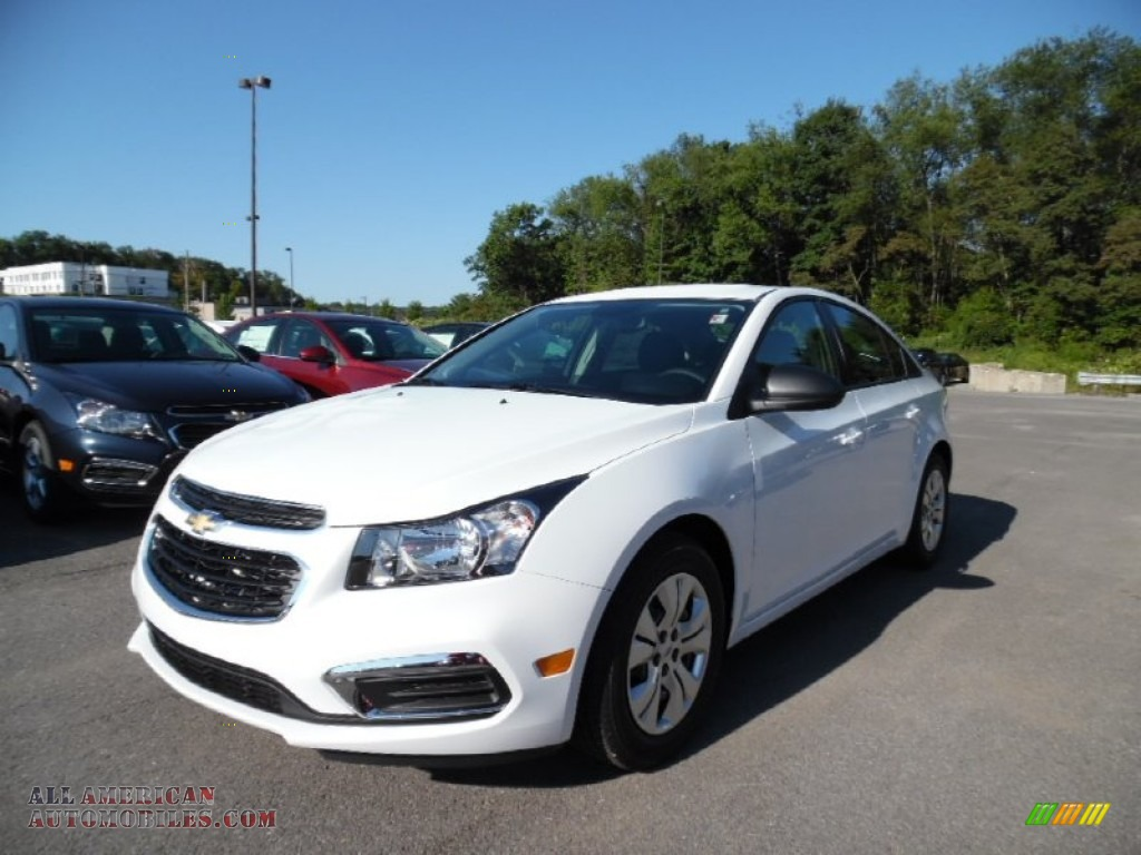 2016 Chevrolet Cruze Limited Ls In Summit White 146218