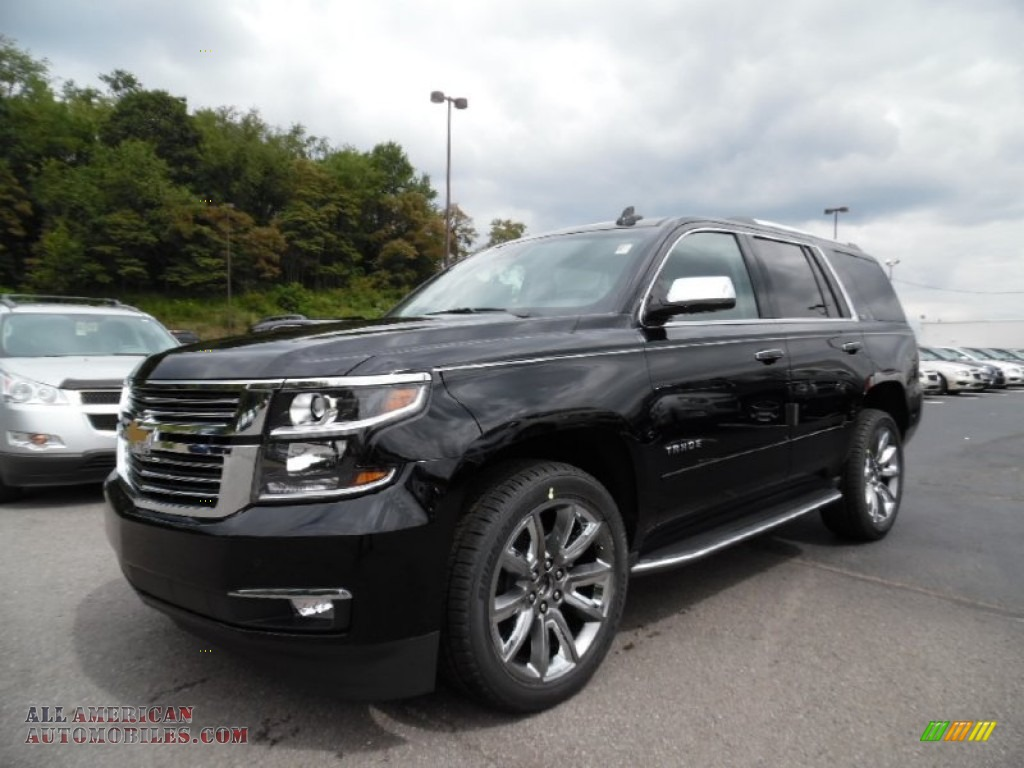 2016 chevrolet tahoe ltz 4wd in black 124818 all american automobiles buy american cars. Black Bedroom Furniture Sets. Home Design Ideas