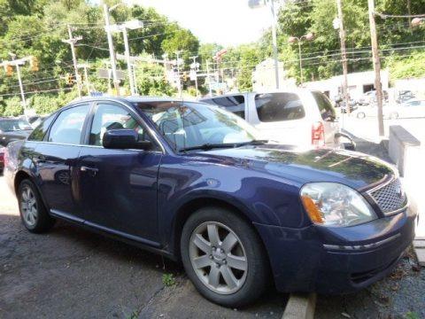 Dark Blue Pearl Metallic 2006 Ford Five Hundred SE