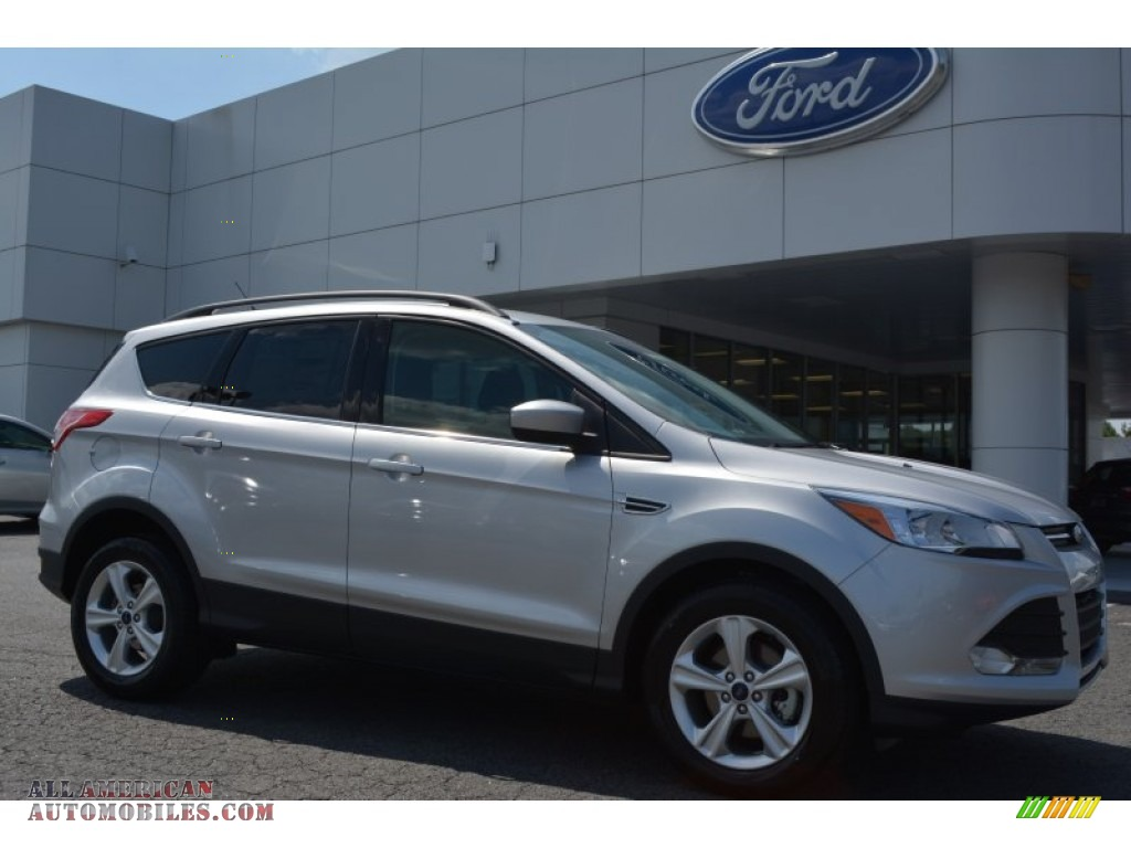 2016 ford escape se in ingot silver metallic a49201 all american automobiles buy american. Black Bedroom Furniture Sets. Home Design Ideas