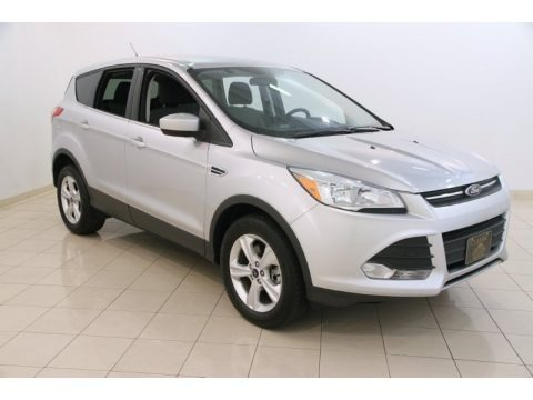 Ingot Silver Metallic 2015 Ford Escape SE 4WD