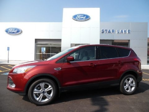 Sunset Metallic 2016 Ford Escape SE 4WD