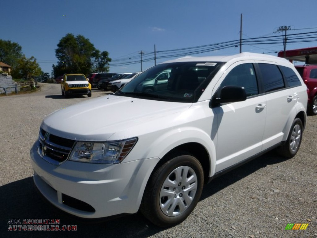 2016 dodge journey se awd in white 111975 all american automobiles buy american cars for. Black Bedroom Furniture Sets. Home Design Ideas