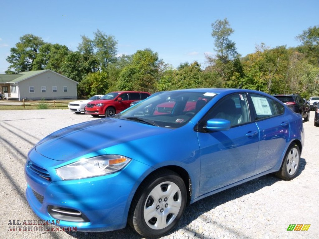 Ron Lewis Automotive Waynesburg >> 2016 Dodge Dart SE in Laser Blue Pearl - 503668 | All American Automobiles - Buy American Cars ...