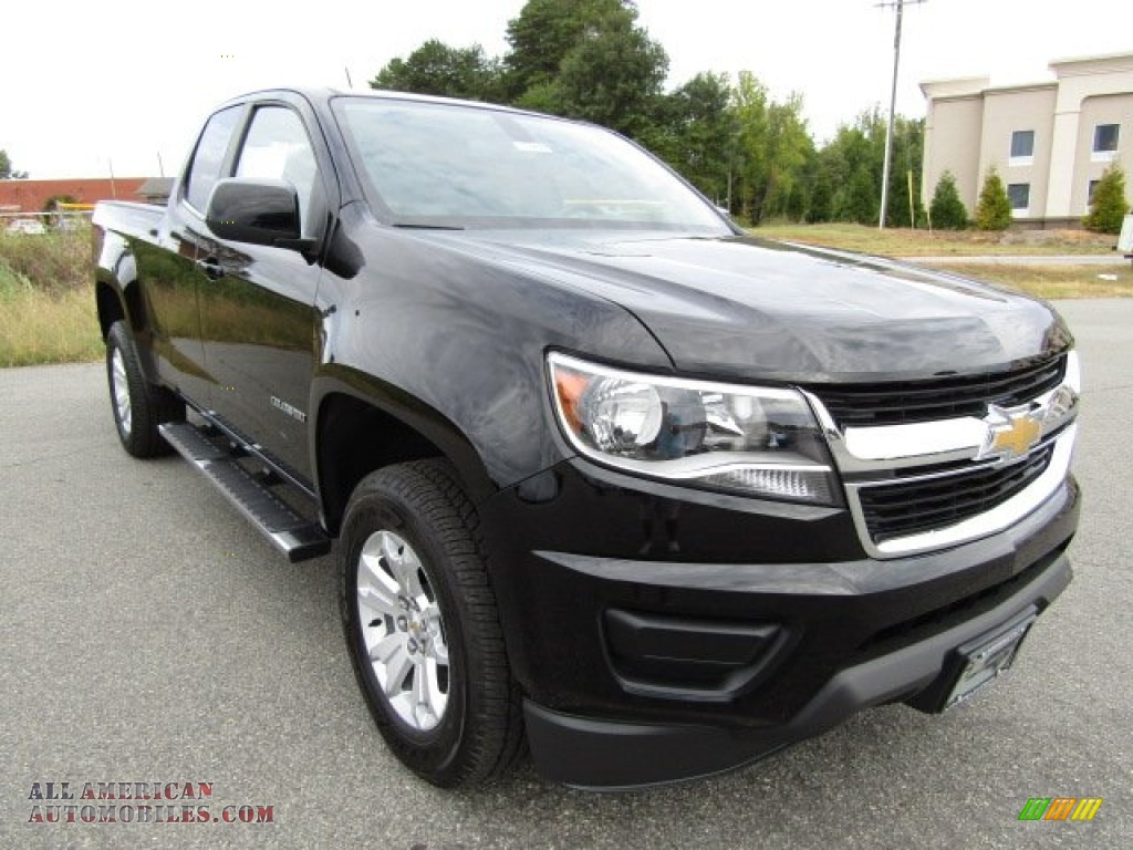 2016 chevrolet colorado lt extended cab 4x4 in black 114818 all american automobiles buy. Black Bedroom Furniture Sets. Home Design Ideas