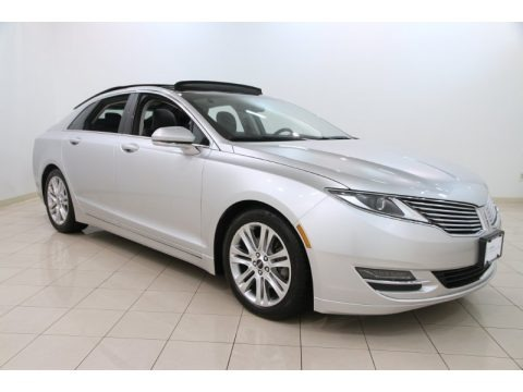 Ingot Silver 2013 Lincoln MKZ 2.0L EcoBoost AWD