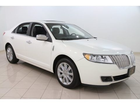 Crystal Champagne Metallic Tri-Coat 2012 Lincoln MKZ FWD