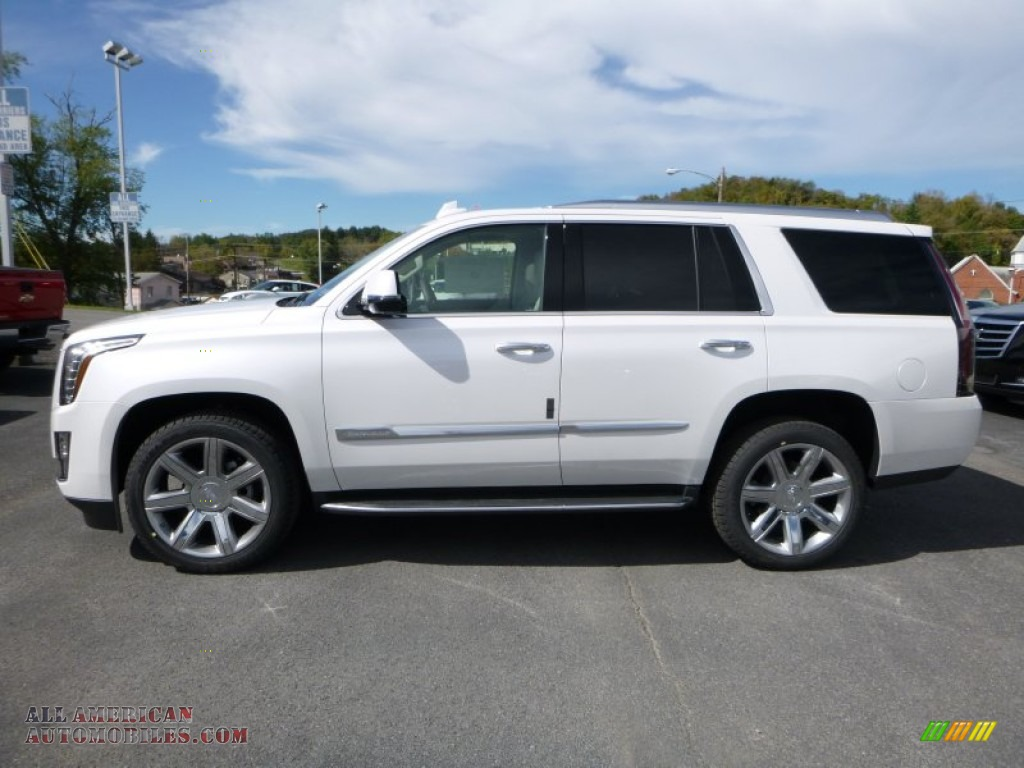 2016 cadillac escalade premium 4wd in crystal white tricoat photo 10 147618 all american. Black Bedroom Furniture Sets. Home Design Ideas
