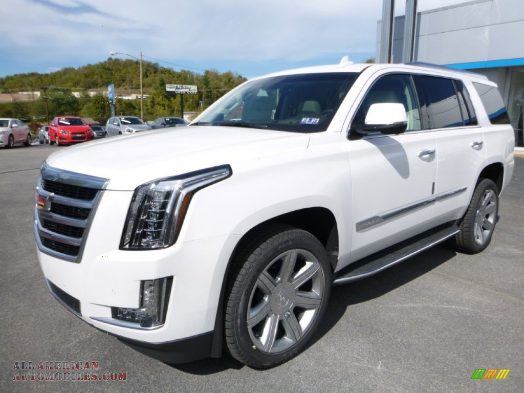 2016 cadillac escalade premium 4wd in crystal white tricoat photo 11 147618 all american. Black Bedroom Furniture Sets. Home Design Ideas