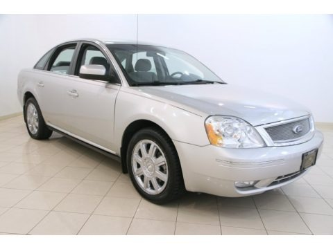 Silver Birch Metallic 2007 Ford Five Hundred SEL AWD