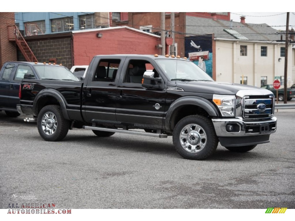 2016 ford f250 super duty lariat crew cab 4x4 in shadow black a89372 all american. Black Bedroom Furniture Sets. Home Design Ideas
