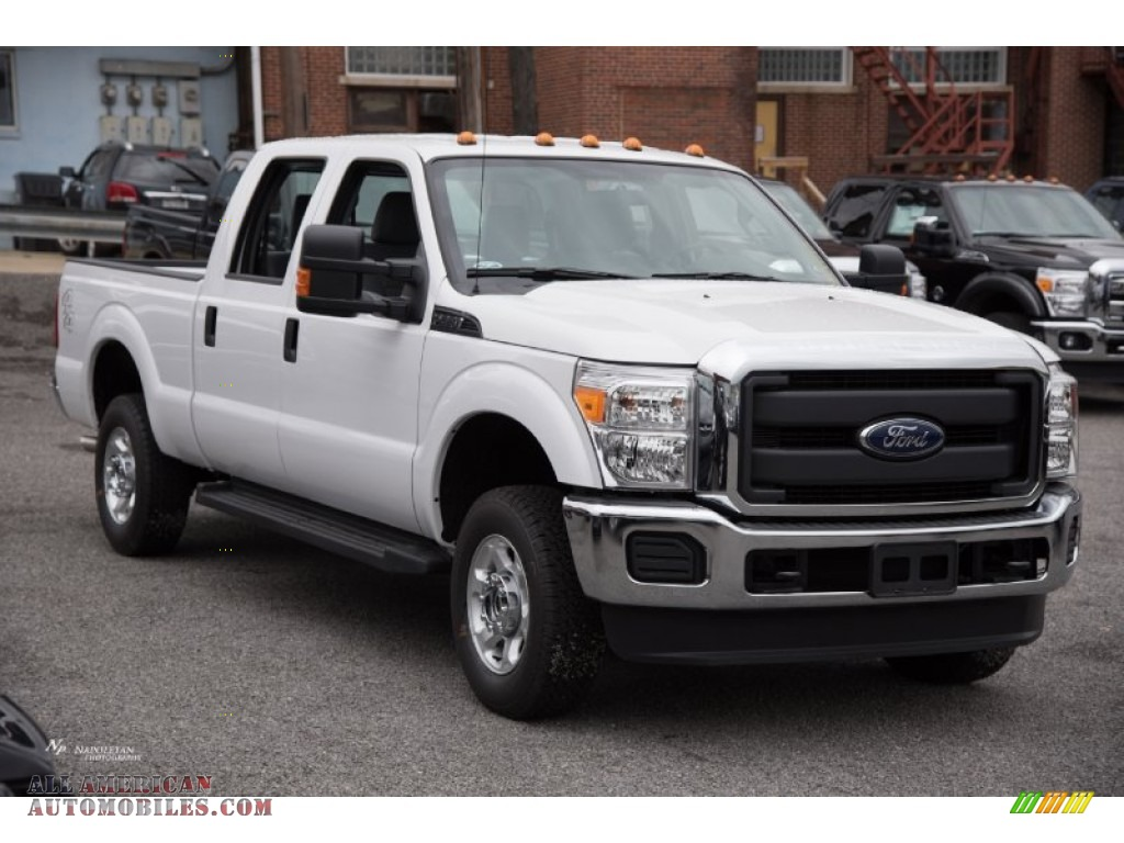 2016 ford f250 super duty xl crew cab 4x4 in oxford white a89373 all american automobiles. Black Bedroom Furniture Sets. Home Design Ideas