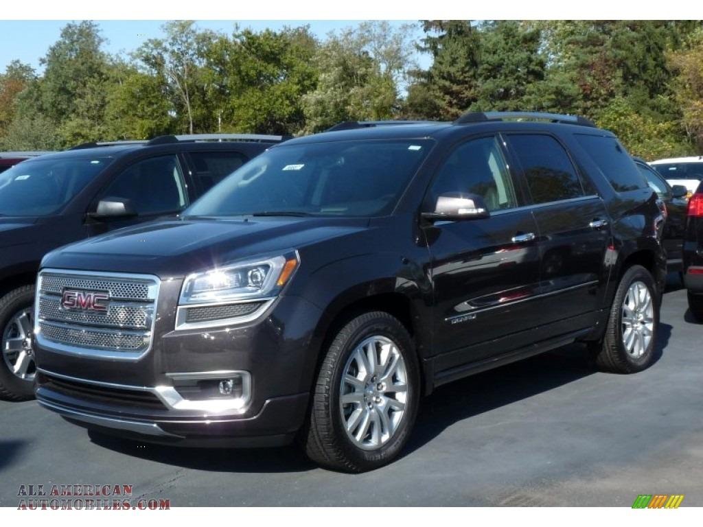 2016 gmc acadia denali awd in iridium metallic 127032 all american automobiles buy. Black Bedroom Furniture Sets. Home Design Ideas