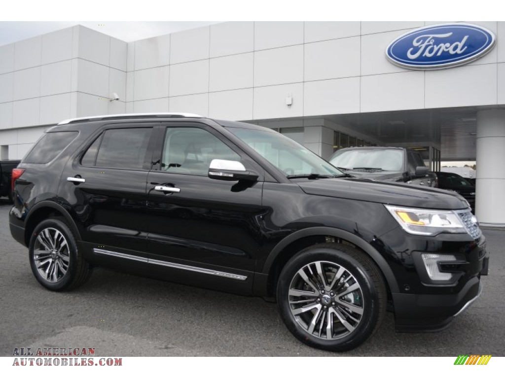 2016 ford explorer platinum 4wd in shadow black a74400 all american automobiles buy. Black Bedroom Furniture Sets. Home Design Ideas