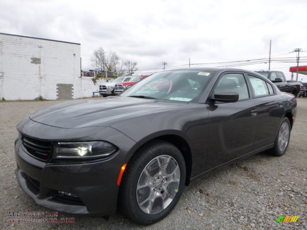 Ron Lewis Jeep >> 2016 Dodge Charger SXT AWD in Maximum Steel Metallic - 118811 | All American Automobiles - Buy ...