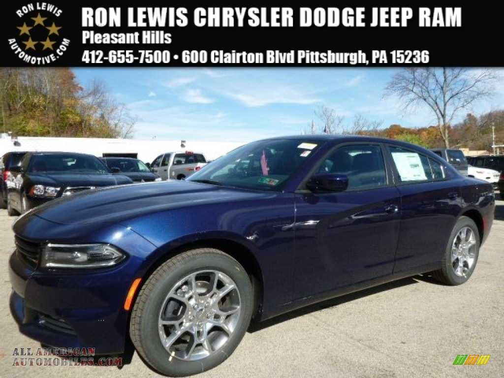 blue 2016 dodge charger srt hellcat hd image - 2016 Dodge Charger Hellcat Blue
