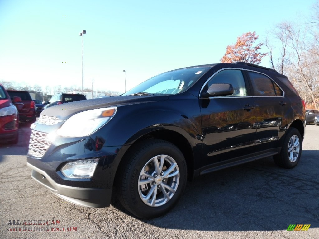 2016 chevrolet equinox lt awd in blue velvet metallic 172212 all american automobiles buy. Black Bedroom Furniture Sets. Home Design Ideas