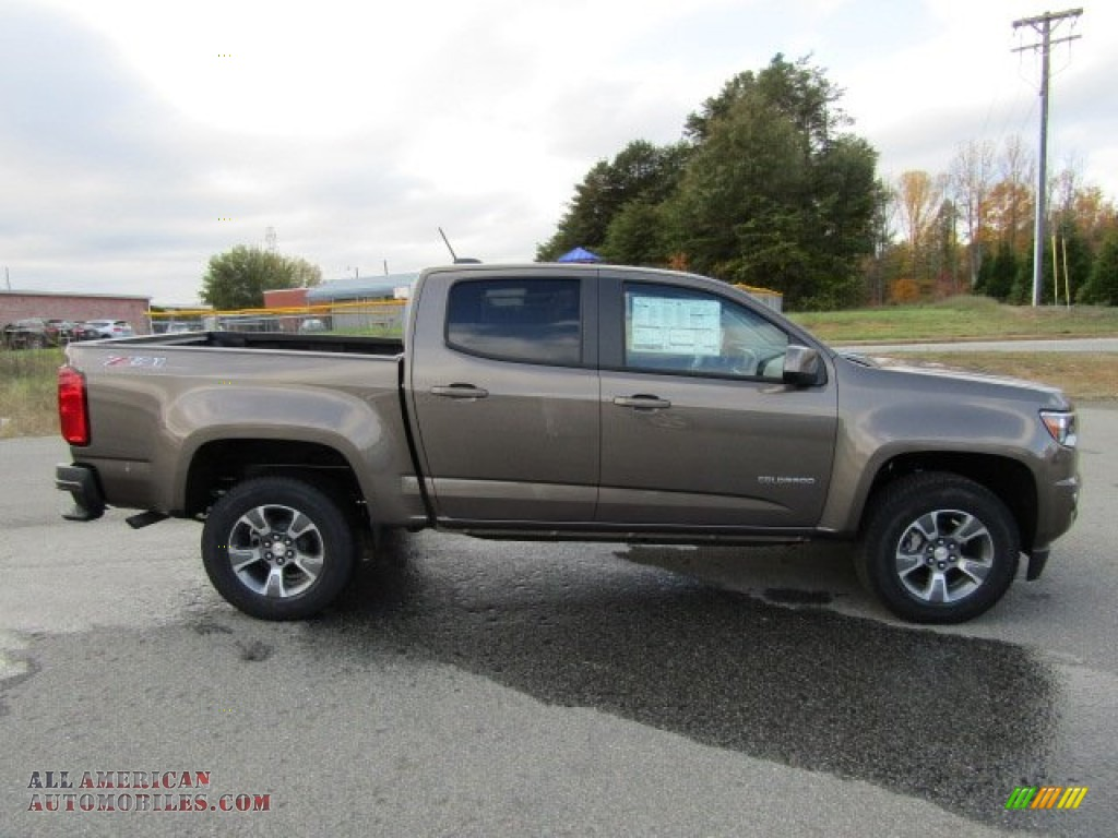 2016 chevrolet colorado z71 crew cab in brownstone metallic photo 6 154756 all american. Black Bedroom Furniture Sets. Home Design Ideas