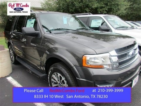 Magnetic Metallic 2016 Ford Expedition XLT
