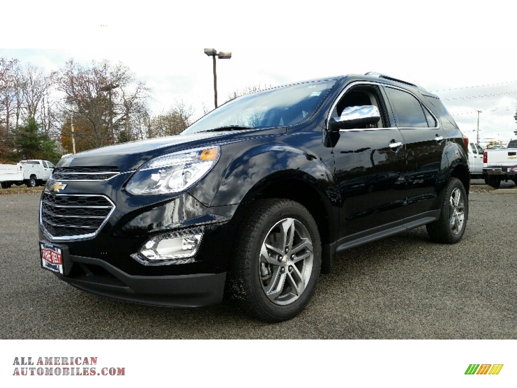 2016 chevrolet equinox ltz awd in mosaic black metallic 172869 all american automobiles. Black Bedroom Furniture Sets. Home Design Ideas