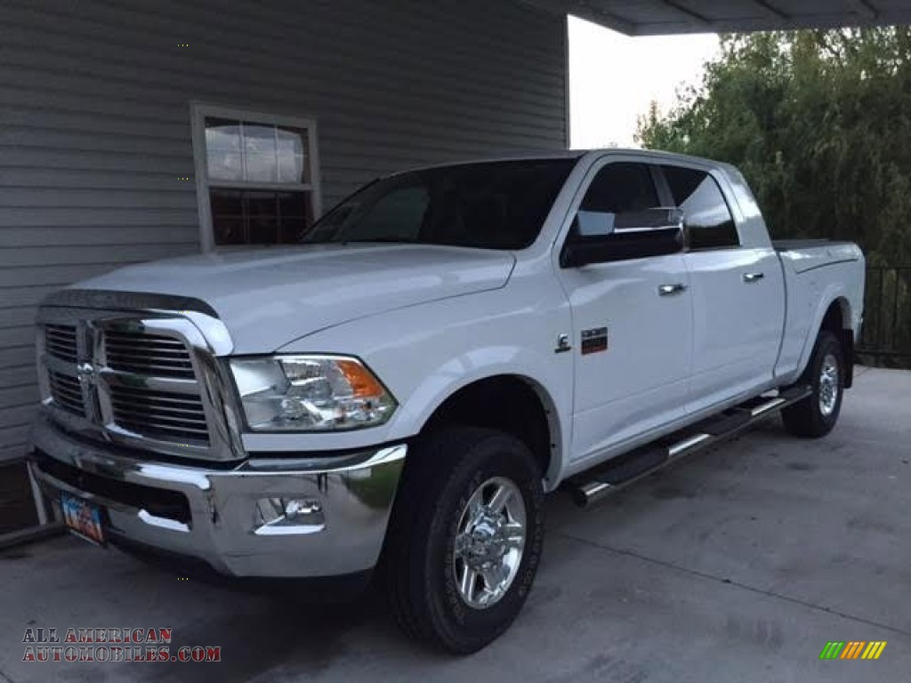 2012 dodge ram 2500 hd laramie mega cab 4x4 in bright. Black Bedroom Furniture Sets. Home Design Ideas