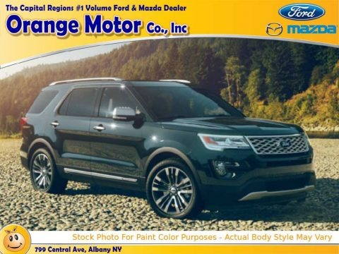 Shadow Black 2016 Ford Explorer XLT 4WD