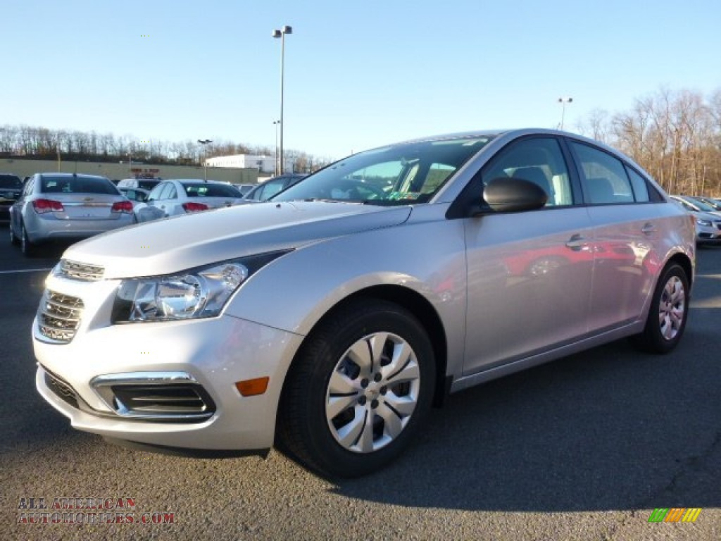 2016 chevrolet cruze limited ls in silver ice metallic 218303 all american automobiles buy. Black Bedroom Furniture Sets. Home Design Ideas