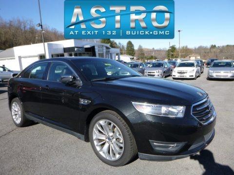 Tuxedo Black Metallic 2015 Ford Taurus Limited