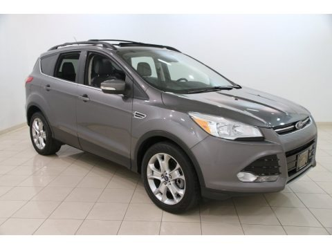 Sterling Gray Metallic 2013 Ford Escape SEL 1.6L EcoBoost 4WD