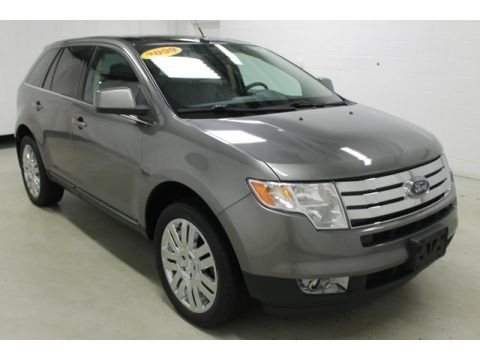 Sterling Grey Metallic 2009 Ford Edge Limited AWD