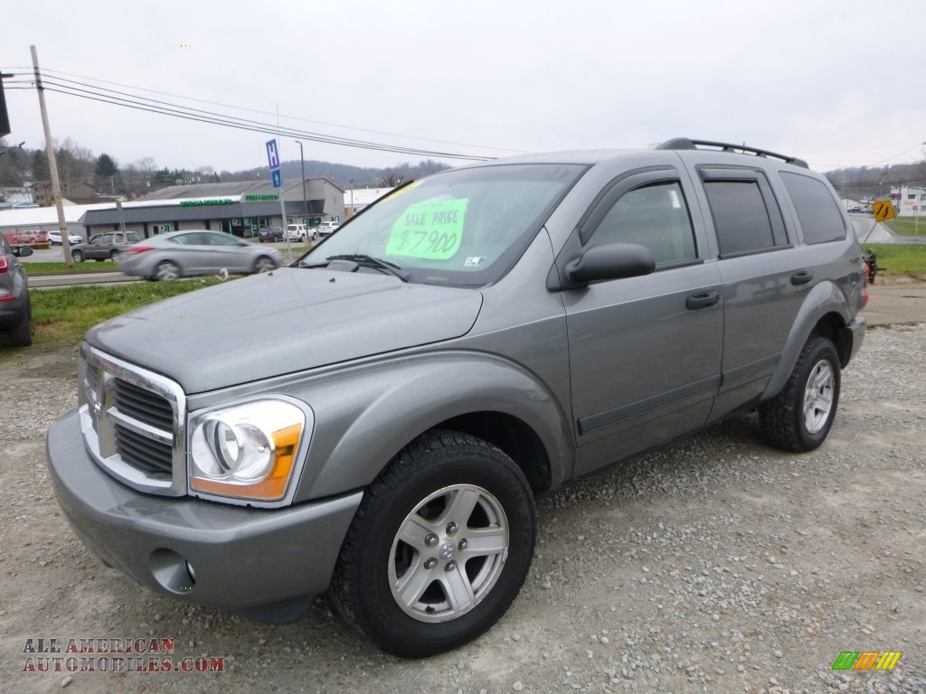 2006 dodge durango slt 4x4 in mineral gray metallic for Steve white motors inc