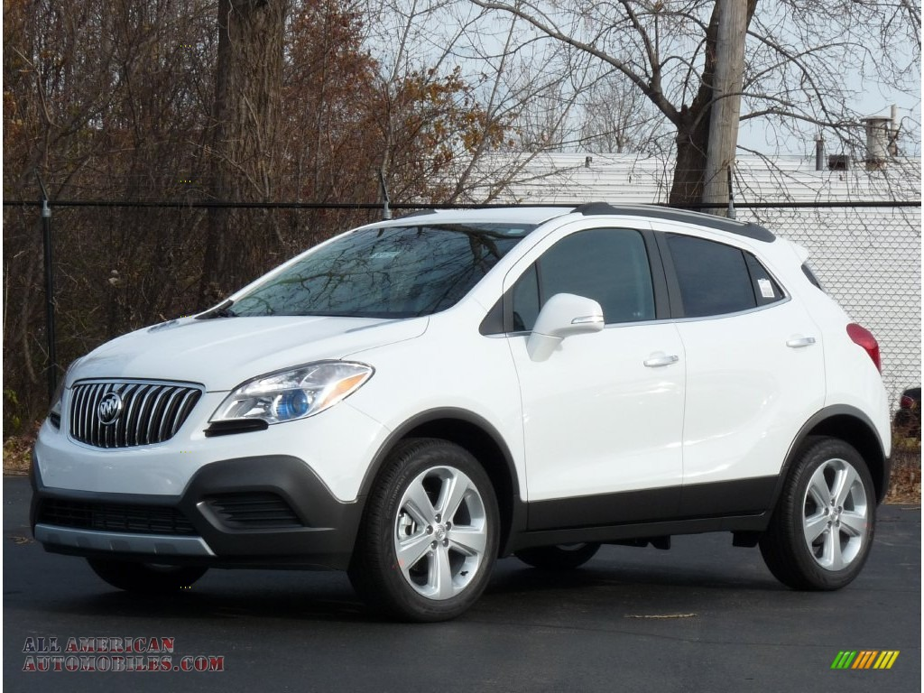 2016 buick encore in summit white 542023 all american automobiles buy american cars for. Black Bedroom Furniture Sets. Home Design Ideas