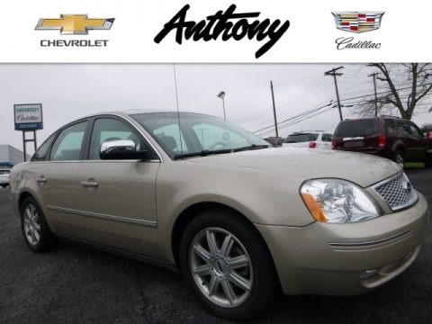 Pueblo Gold Metallic 2005 Ford Five Hundred Limited AWD
