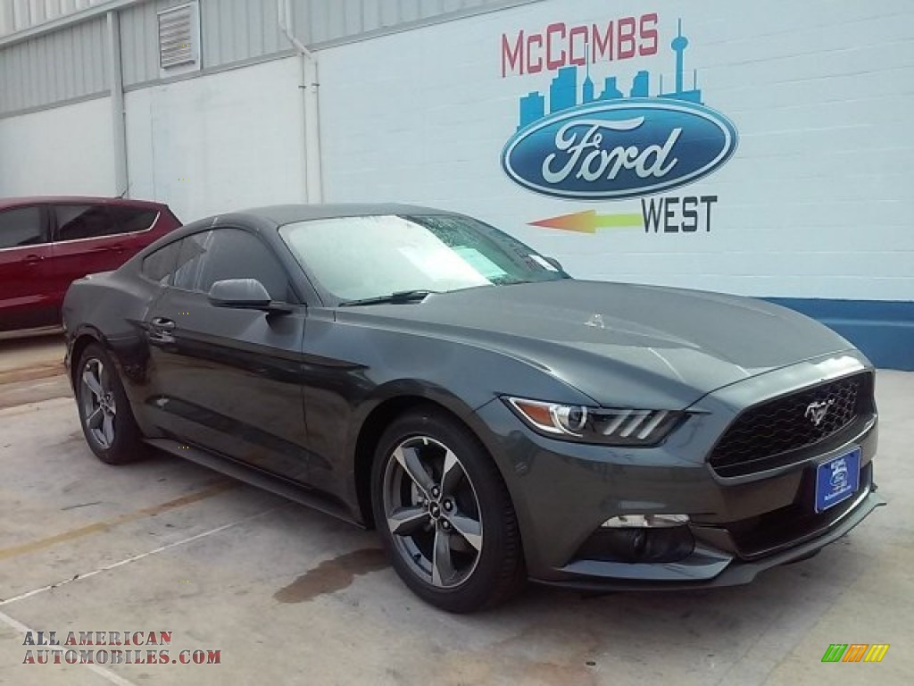 2016 ford mustang v6 coupe in magnetic metallic 241913. Black Bedroom Furniture Sets. Home Design Ideas