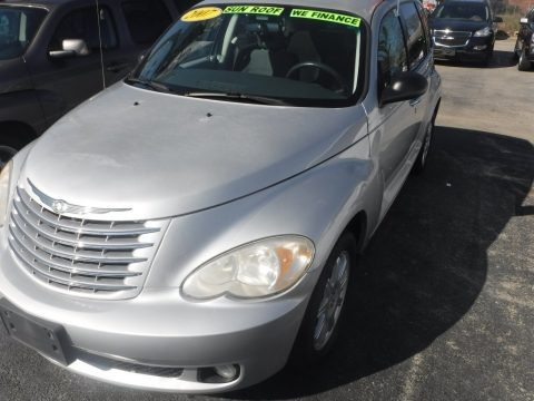 Bright Silver Metallic 2007 Chrysler PT Cruiser Limited
