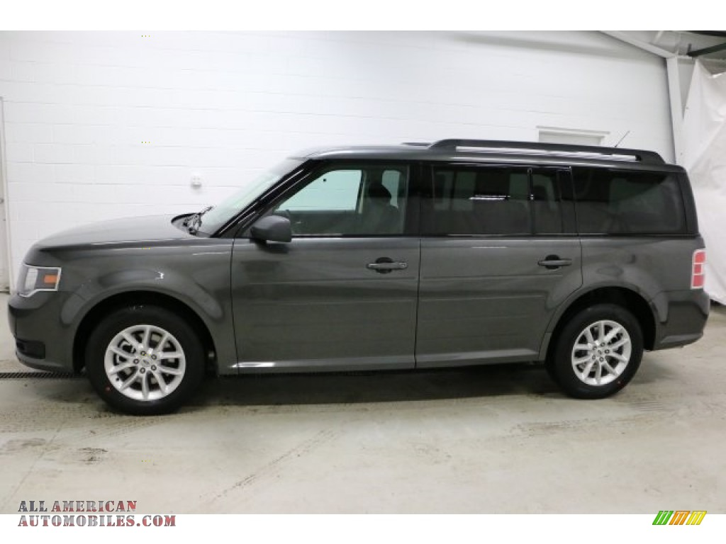 2016 ford flex se in magnetic a00422 all american automobiles buy american cars for sale. Black Bedroom Furniture Sets. Home Design Ideas