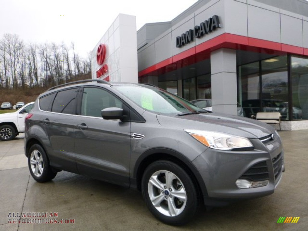 2014 ford escape se 2 0l ecoboost 4wd in sterling gray e49539 all american automobiles buy. Black Bedroom Furniture Sets. Home Design Ideas