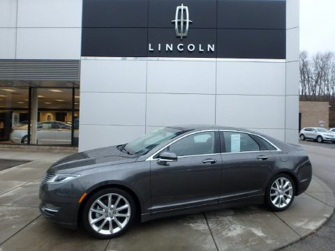 Magnetic 2015 Lincoln MKZ AWD