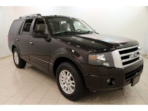 Kodiak Brown 2013 Ford Expedition Limited 4x4