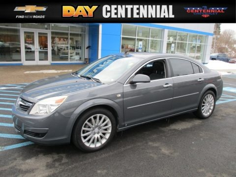 Techno Gray 2008 Saturn Aura XR