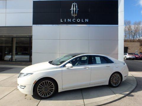 Crystal Champagne 2013 Lincoln MKZ 3.7L V6 FWD