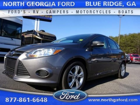 Cloninger Ford Salisbury >> 2014 Ford Focus SE Hatchback in Race Red - 103507 | All ...